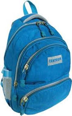 CENTRUM SCHOOL BAG TEENAGERS LIGHT BLUE N (4030969868133)