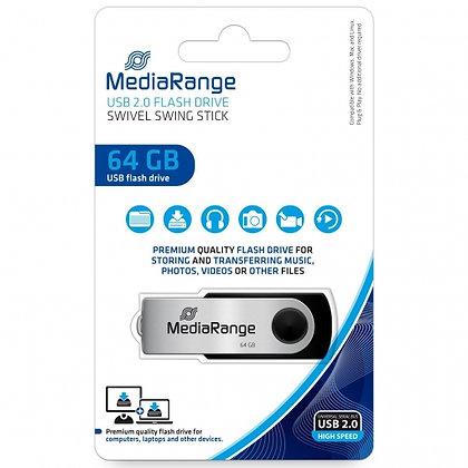 USB MEMORY STICK 64GB MediaRange
