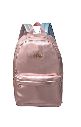 MISS LEMONADE BACKPACK METALLIC PINK(63419)