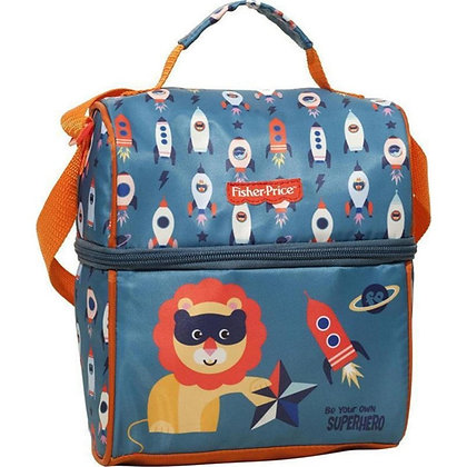 Lion Junior Lunch Bag / FISHER-PRICE