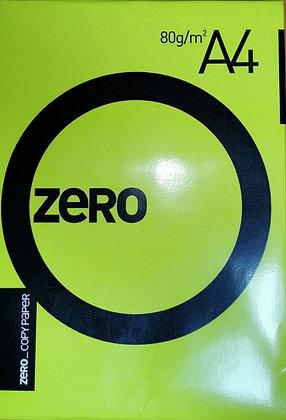 Zero Copy Paper A4 80gr (per 1 ream)