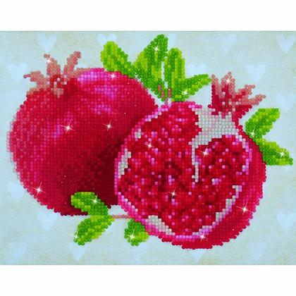 Diamond Dotz Good Fortune Pomegranates