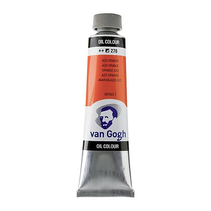 Van Gogh Oil Colour 40 ml Azo Orange 276