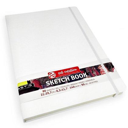 Royal Talens – Art Creation Hardback Sketchbook A4 – 80 Sheets