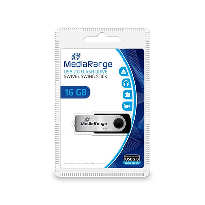 USB MEMORY STICK 16GB MediaRange