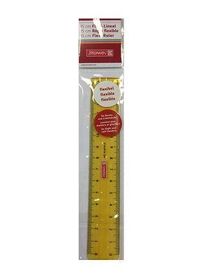 Χάρακας 15cm Flexi Ruler