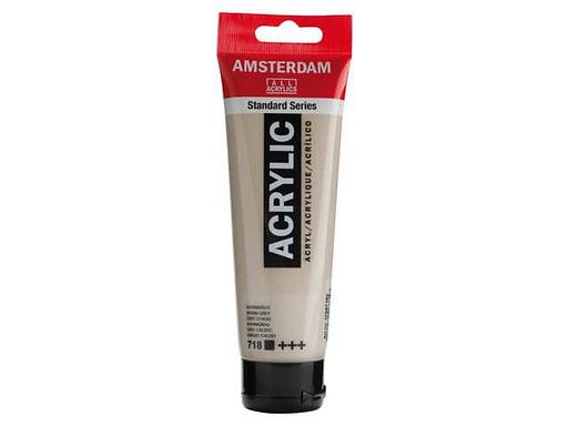 Amsterdam Acrylic Paint 120ml Warm Gray