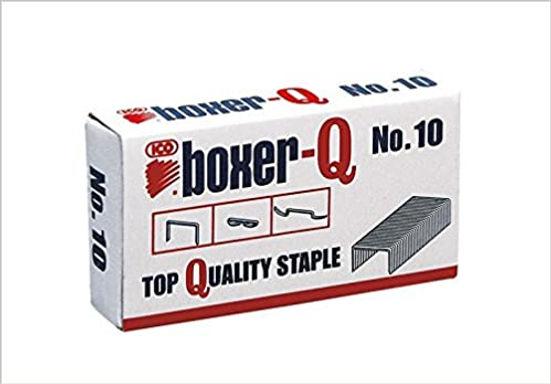 BOXER STAPLES NO.10