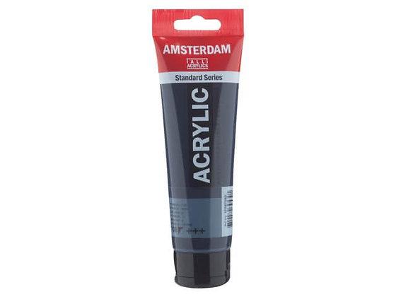 Amsterdam Acrylic Paint 120ml Paynes Grey
