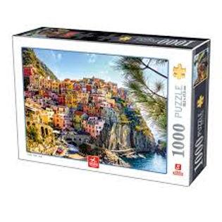 Cinque Terre - Italy 1000 piece jigsaw puzzle