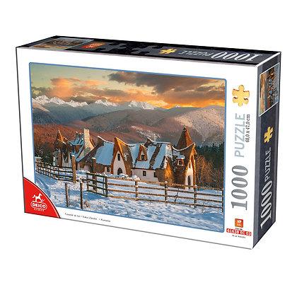 Romania 1000 piece jigsaw puzzle