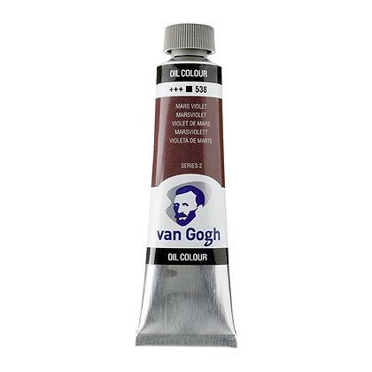 Van Gogh Oil Colour 40 ml Mars Violet 538