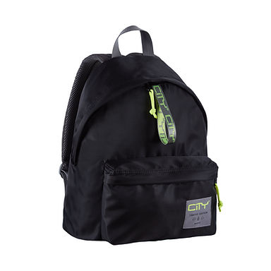 CITY LIMITED EDITION ENJOY IT BLACK BACKPACK (CL28217)