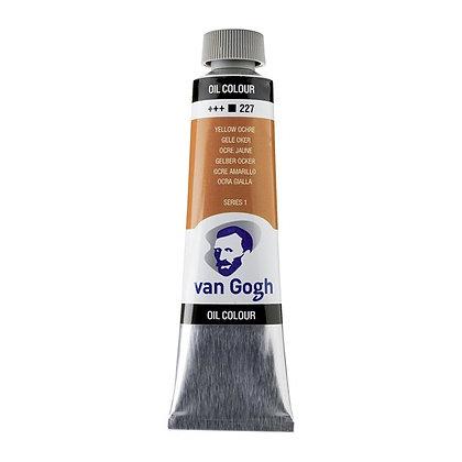 Van Gogh Oil Colour 40 ml Yellow Ochre 227