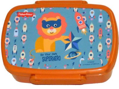 Lion Lunch Box (Micro) / FISHER-PRICE