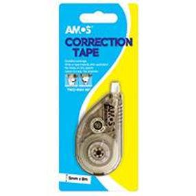 AMOS CORRECTION TAPE 5mmX8m