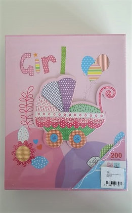 Girl - Baby Pocket Album