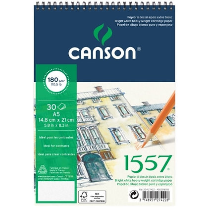 CANSON SKETCHBOOK 1557 A5