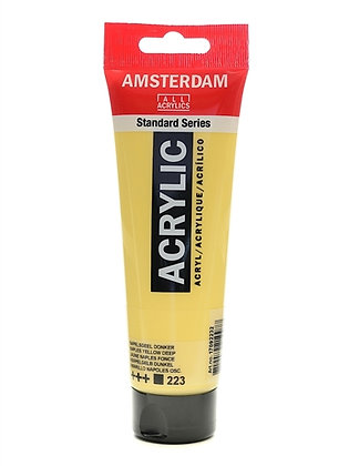 Amsterdam Acrylic Paint 120ml Naples Yellow Deep 223
