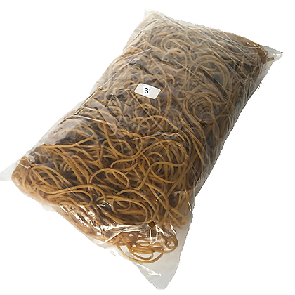 RUBBER BANDS 3 (120) x 2mm