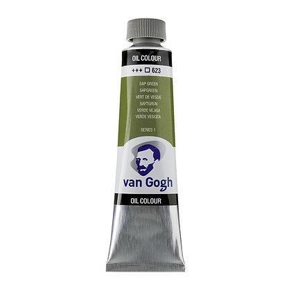 Van Gogh Oil Colour 40 ml Sap Green 623