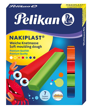 Πλαστελίνη / Pelikan Soft moulding dough