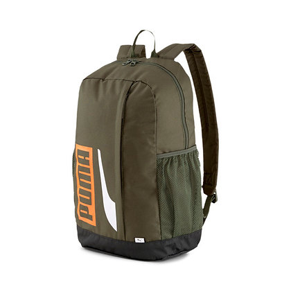 PUMA BACKPACK NAVY GREEN  (0757749 -16)
