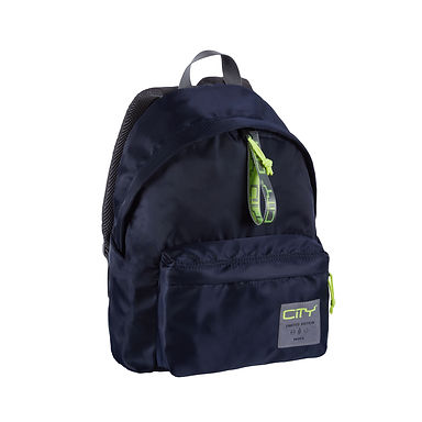 CITY LIMITED EDITION - ENJOY IT BLUE BACKPACK (CL29017)