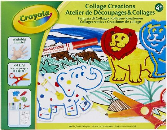 CRAYOLA SCENE CREATION KIT