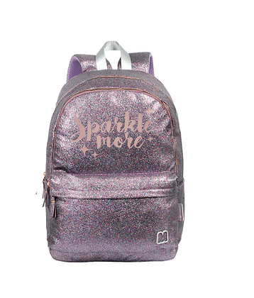 MARSHMALLOW SPARKLE  MORE BACKPACK (63526)