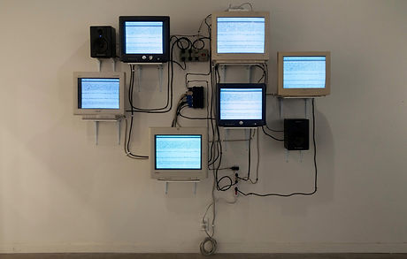Kyle Evans, installation, new media art, pump projects