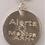 Thumbnail: Pulsera Identificación Personalizada Chapa de Rodio