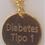 Thumbnail: Pulsera Identificación Personalizada Chapa de Oro