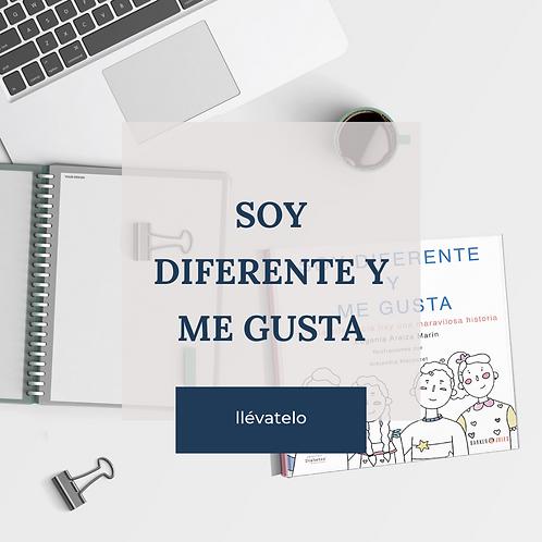 Soy diferente y me gusta