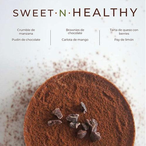 Recetario Sweet · N · Healthy