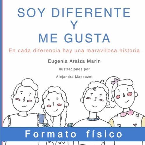 Soy diferente y me gusta (físico)