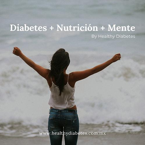 Programa Diabetes + Nutrición + Mente