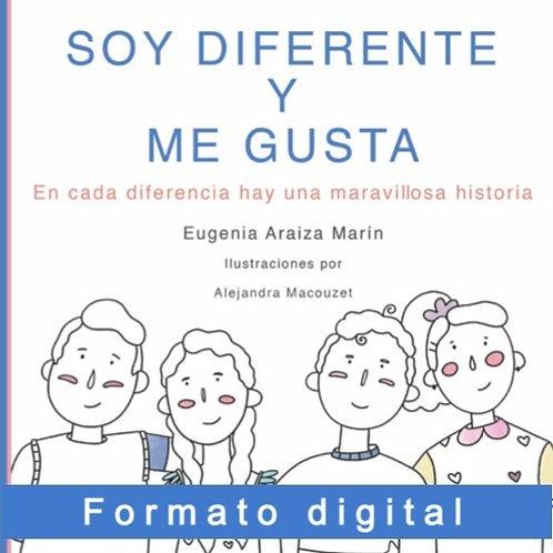Soy Diferente y Me Gusta (digital)