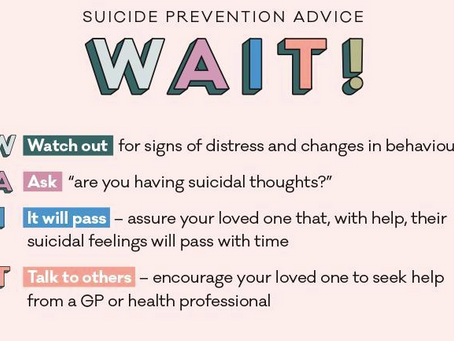 Suicide risk during Covid-19
