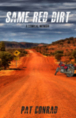 Pat Conrad - Same Red Dirt -Final Cover.