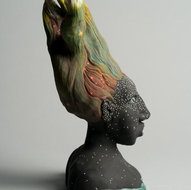 detail of Horsehead nebuli