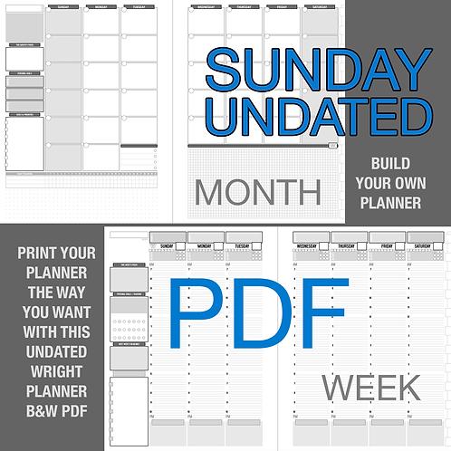 PDF: WP LETTER UNDATED (Sunday start)