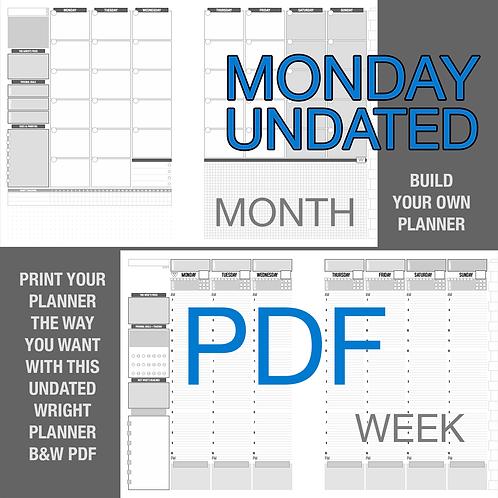 PDF: WP LETTER UNDATED (Monday start)
