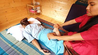 Thai MassageTechnique