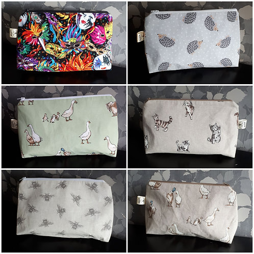 Wash bag / Make up bag