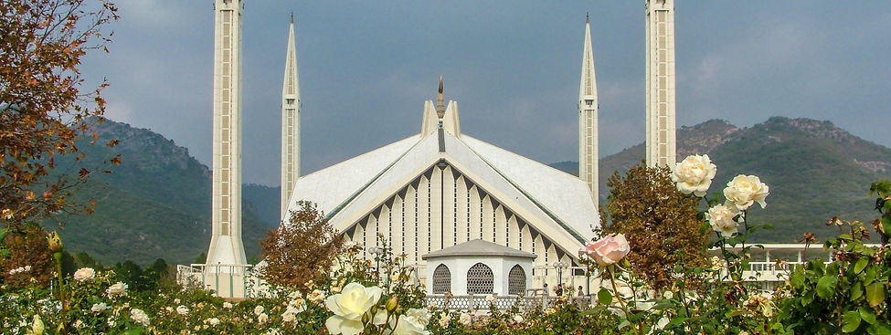 Faisal Mosque Islamabad-Pakistan.jpg