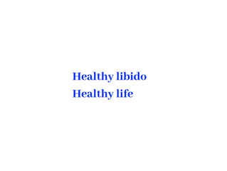 Healthy Libido Healthy Life