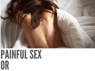 Painful Sex or Lack Of Sensation?