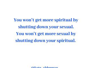 Sexual and Spiritual