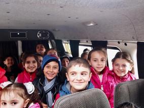 Gyumri Puppet Theatre excursion